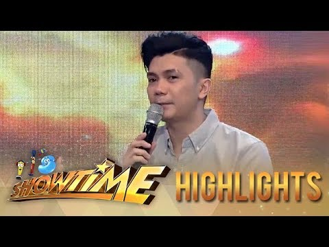 Vhong talks about his sacrifices for love   It's Showtime