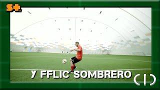 Sgiliau Ash - Y Fflic Sombrero | Freestyle Skills - Sombrero Flick