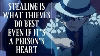 Learn Japanese with Anime - Stealing Is What Thieves Do Best Even If It's A Person's Heart