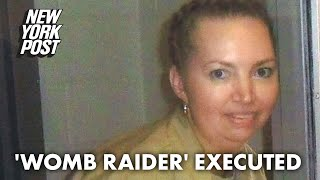 'Womb Raider' Lisa Montgomery Is First Woman Executed In US Since 1953 | New York Post