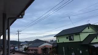 定点タイムラプス1216(06:42~08:33)@宮崎県日向市 thumbnail