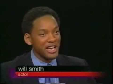 Will Smith on Charlie Rose - The Wall