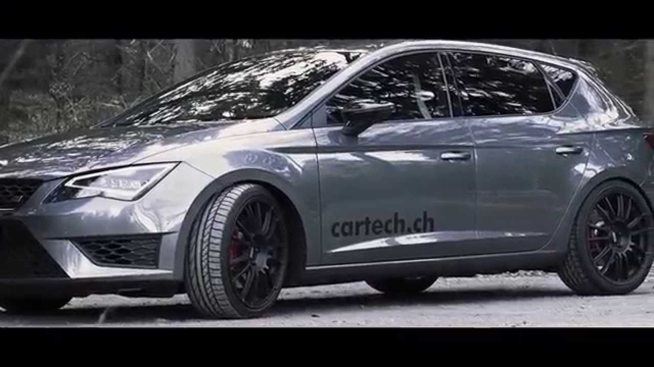 seat leon cupra 280 by cartech youtube. Black Bedroom Furniture Sets. Home Design Ideas