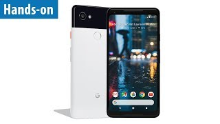 Die BESTE Smartphone-KAMERA? Google Pixel 2 - Hands-on / Erster Test