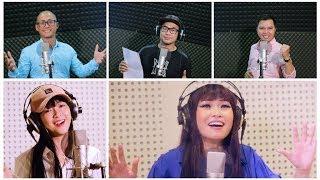 Thanh niên Việt Nam tiến bước || Phương Thanh - Đinh Hương - MTV || OFFICIAL MV