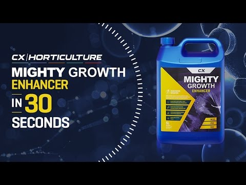 Mighty Growth Enhancer - 30 Second Fact Finder