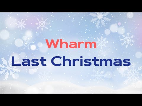 Wham – Last Christmas (lyrics + переклад укр) By Lucky Start