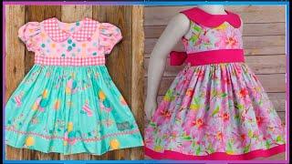 Vestido para niña lindo y fácil de hacer : Hazlo tu misma: