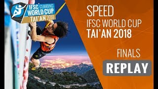 IFSC Climbing World Cup Tai