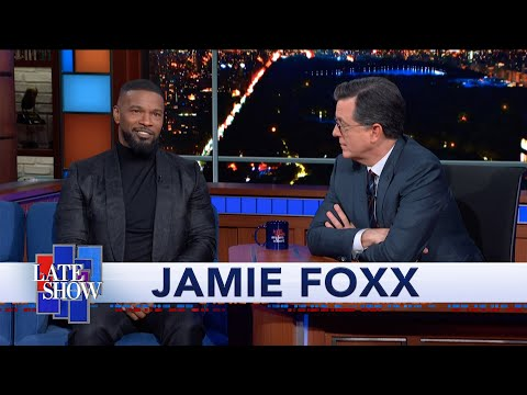 Jamie Foxx: This Is The Most Important Movie I've Ever Done