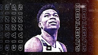 Giannis Antetokounmpo BEST Highlights from 18-19 NBA Season! Greek Freak MVP? (PART 1)