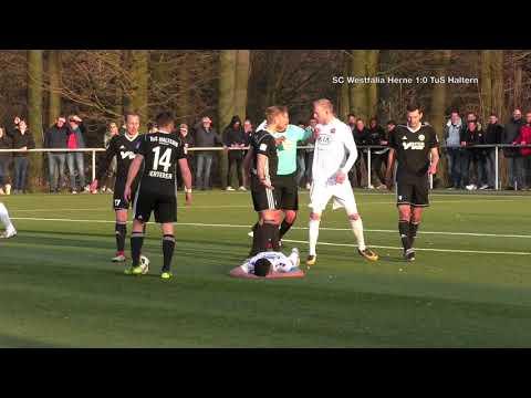 Oberliga Wstf. 17/18 I 24. Spieltag I SC Westfalia Herne - TuS Haltern