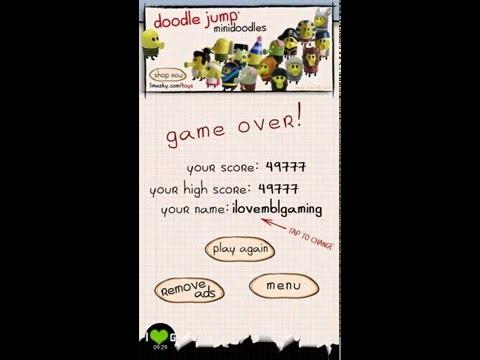 doodle jump oyun tanıtımı, nedir, nasıl oynanır...