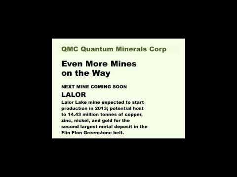 QMC Quantum Minerals TSXV: QMC - Massive Sulphides