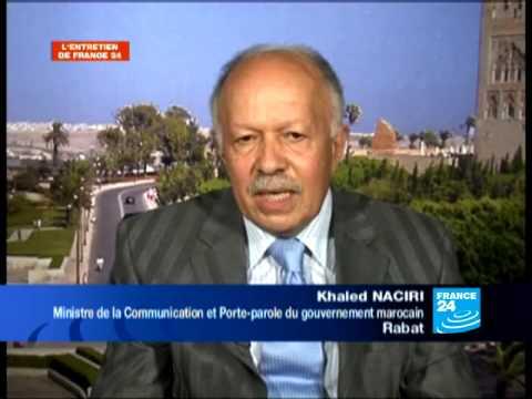 Download Maroc: Khalid Naciri estime le sondage sur le roi illégal