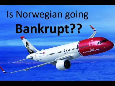 Is Norwegian secretly going Bankrupt by Leasing A380 from Hi-Fly ?