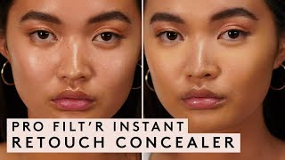 PRO FILT'R INSTANT RETOUCH CONCEALER | FENTY BEAUTY Video