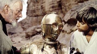 🎥 Star Wars 1977 (величайшие научно-фантастические фильмы)