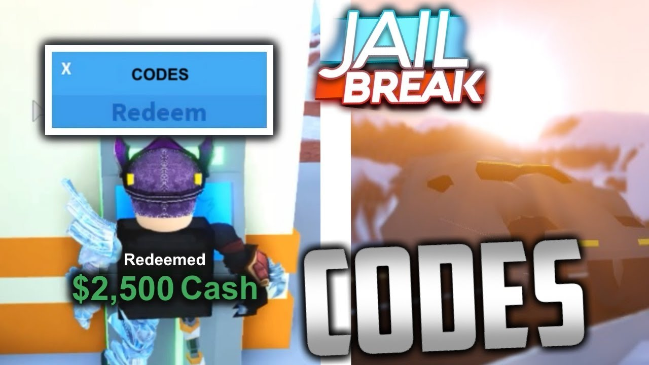 All Jailbreak Twitter Code Money Codes Jailbreak Winter Update