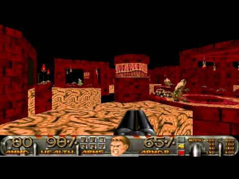 [Doom 2] Community Chest 3 Map30