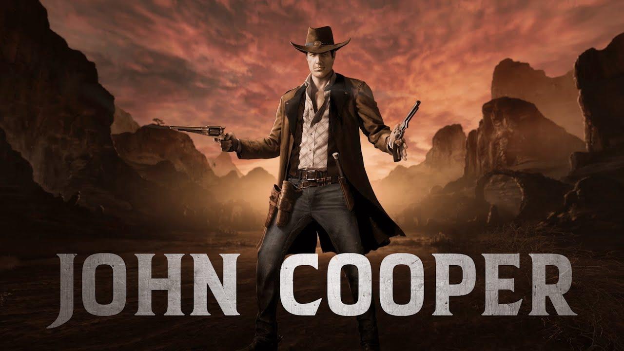 Desperados Iii John Cooper Trailer Youtube
