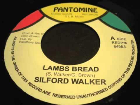 Sylford walker- Lambs Bread