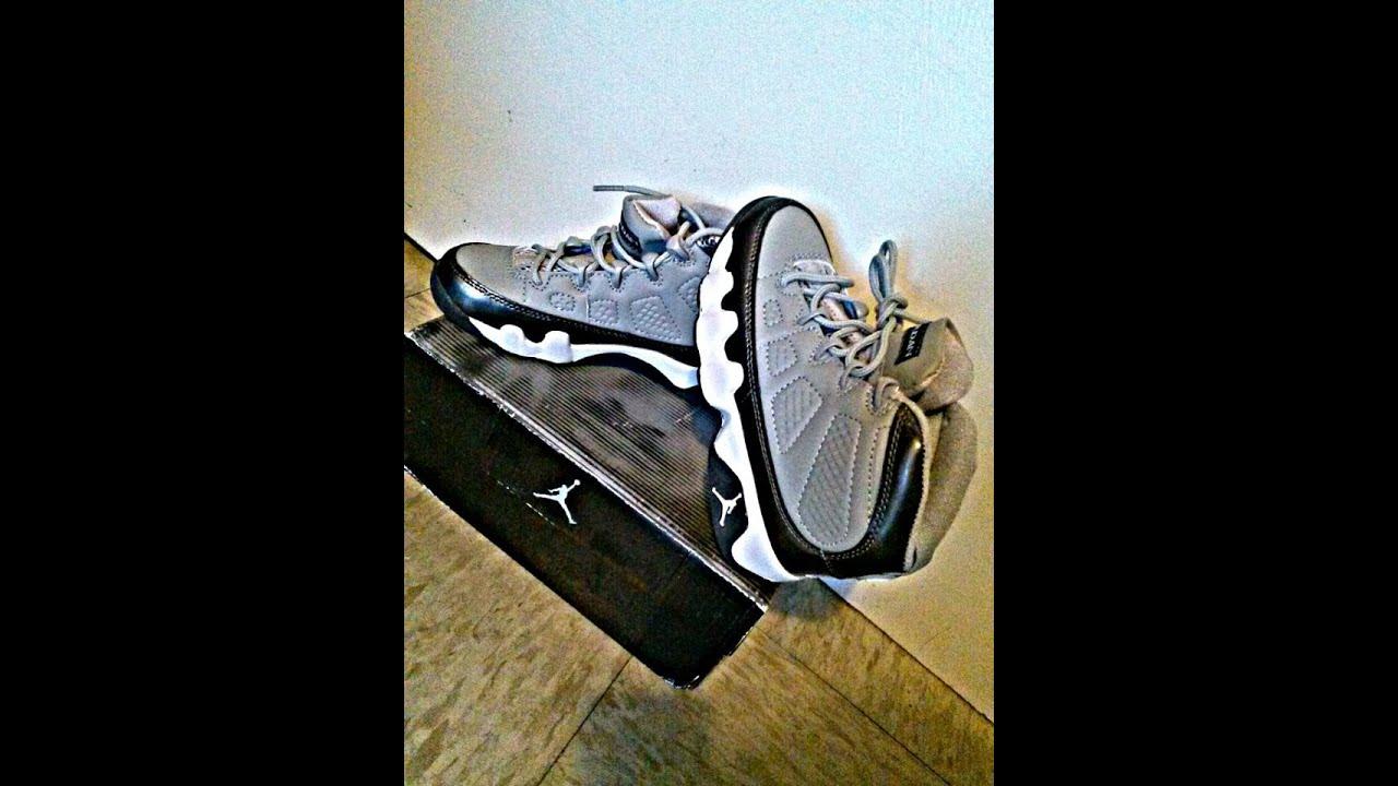 104099b61492 Crispy Kicks Review  Air Jordan 9 Retro - YouTube
