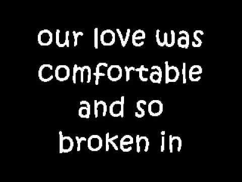 John Mayer comfortable Lyrics ~