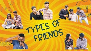 Types Of Friends   7Knots
