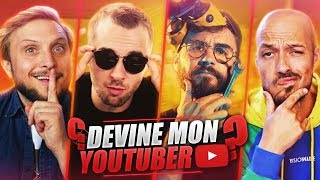 DEVINE MON YOUTUBER 🤔 (ft. McFly, Carlito, Cyprien)
