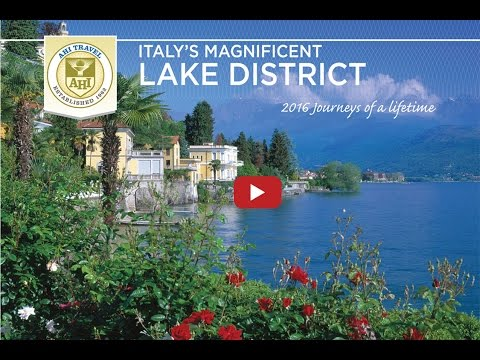 Italy's Magnificent Lake District