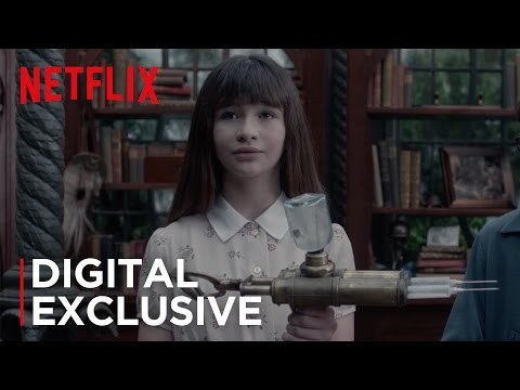 Violet Baudelaire: The Invincible and Inimitable Inventor | Digital Exclusive | Netflix