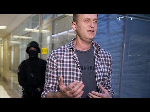 Навальный обвиняет ФСБ