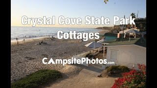Crystal Cove State Park Beach Cottages (CA)