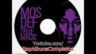 Mos Def - True Magic (2006) [Full Album With Download]
