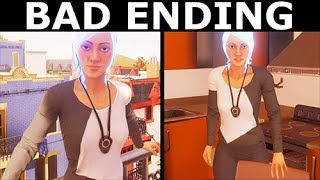 Anamorphine - BAD ENDING - Walkthrough Gameplay (No Commentary) (Indie Adventure Game 2018)