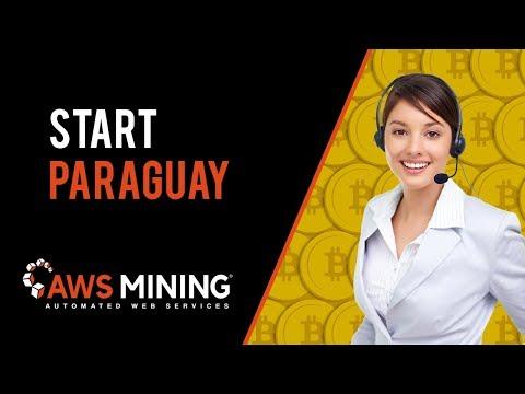 START PARAGUAY I CDL I AWS MINING . FAZENDA DE MINERAÇÃO