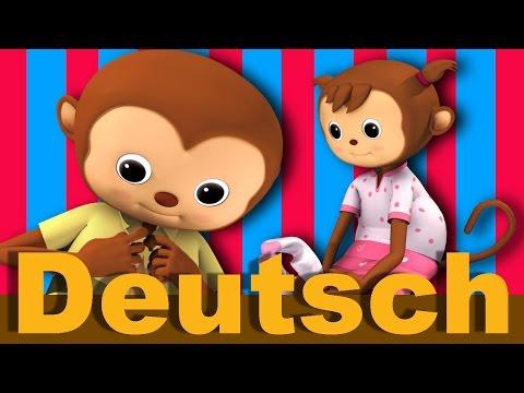 Das Anzieh-Lied   Kinderlieder   LittleBabyBum