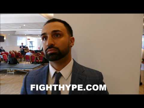PAULIE MALIGNAGGI'S EXPERT BROOK VS. SPENCE FIGHT WEEK TAKE; NOTES TOUGH WEEK FOR BROOK AND WEIGHT