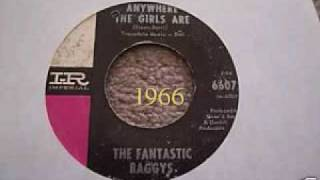 The Fantastic Baggys Anywhere the Girls Are 1966