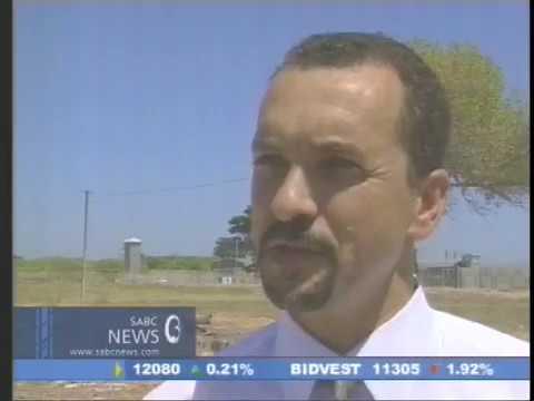 Cape Town Desalination Pilot Plant SABC