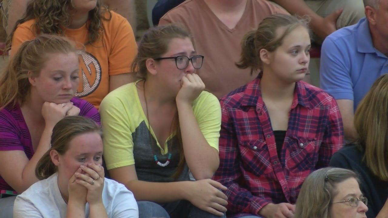 Tearful ceremony honors DBHS junior Kaylee Rabun, victim of Morristown car  accident