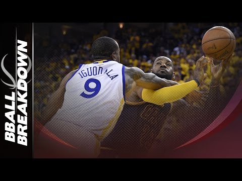 LeBron Not Getting Calls? NBA Finals Game 2 Court Call With Ronnie Nunn