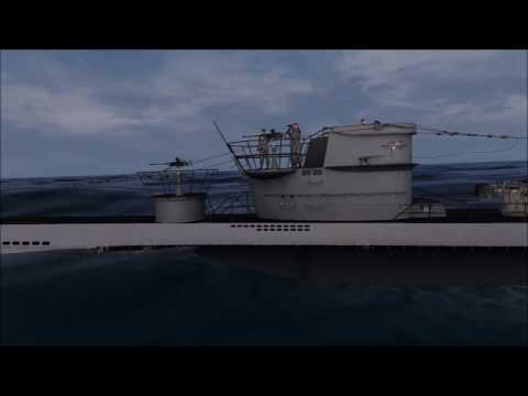 Silent Hunter III Mediterranean Career Patrol 4 Part 2
