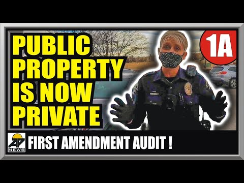 INSANE KARENS & LYING COPS GET OWNED !! Colorado U.S.P.S. - First Amendment Audit - Amagansett Press