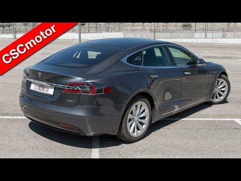 Tesla Model S 2017 Revisin r pida