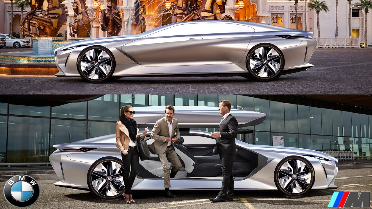 New Bmw Opulence New Bmw Car The Future Of Luxury Bmw Youtube