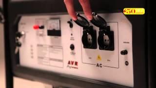 Бензиновый генератор MATARI M7000E обзор(, 2013-11-27T18:10:12.000Z)