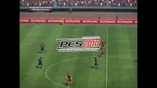 PES 2010 -  Pro Evolution Soccer | Preview Match: Liverpool FC vs Barcelona