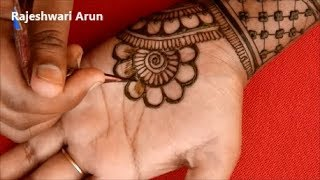 Latest New Mehndi Designs For Fullhands 2019 * Easy Bridal Mehndi Designs*Simple best Henna For holi